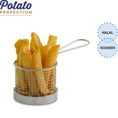 300466 POTATO PERFECTION - Beer Battered Steak Cut Chips