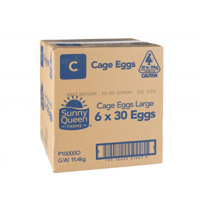 Catering Cage 6x30